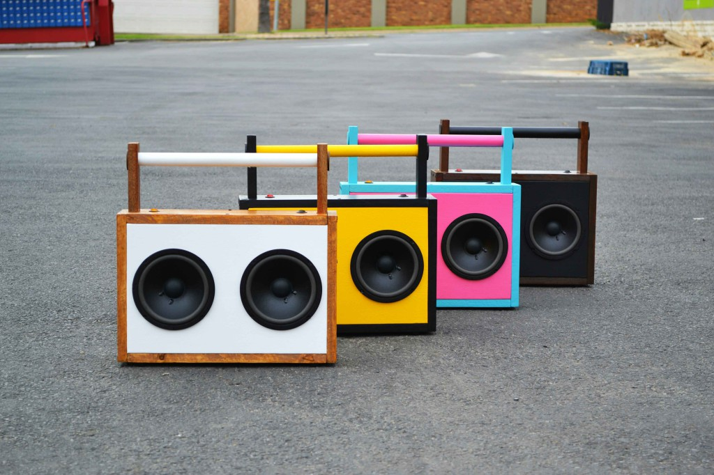 G2 Boomboxes